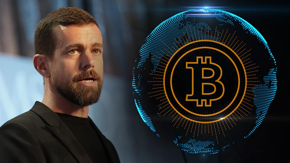Twitter CEO Bitcoin